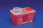 Monoject Sharps Disposal Container, 14 Quart