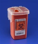 Phlebotomy Sharps Container Sage, 1 Pint