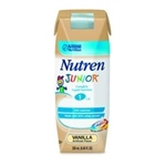 Nutren Junior, 1 kcal/ml, Vanilla, 250 ml, 24/case