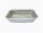 "Half Size Steam Table Deep Aluminum Pans, 9"" x 13"", 100/CS"