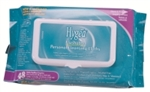 Hygea, Personal Cleansing Cloths, Flushable, 48/PK, 12PK/CS