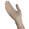Ambitex Stretch Vinyl Supreme XP Exam Gloves, Powder-Free, Non-Sterile, Medium, Cream, 100/BX, 10BX/CS