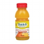 Thick-It AquaCareH2O, Food Thickener Beverage, 8 oz., Orange Juice, Ready to Use, 24/CS