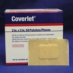 "BSN Medical, Coverlet, Adhesive Patch, 2""x3"", 50/BX"