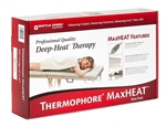"Battle Creek Thermophore MaxHEAT Pad, Large, 14"" x 27"""