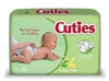 Diapers, Cuties, 12-18 lbs., Size 2, 42/PK 4PK/CS