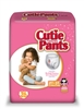 Prevail Cutie Pants, Training Pants for Girls, 2T-3T, up to 34 lbs., 26/BG 4BG/CS
