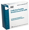 Castile Soap Towelettes, Individually wrapped, 100/BX, 10BX/CS