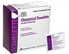 "Obstetrical Wipe Hygea Individual Packet Benzalkonium Chloride, Disposable, 5""x7.75"", 100/BX, 10BX/CS"