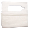 Rensow Disposable Adult Lap Bib with Tie, 300/CS