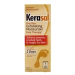 Kerasal® One Step Exfoliating Foot Moisturizer Therapy, Ointment, 1 oz