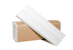 C-Fold Paper Towels, White, 2400/CS