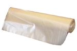 "Trash Liner Roll, 20 - 30 Gallon,30 x 37"", 16mic, Clear, 500/CS"