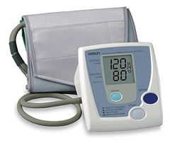 Blood Pressure Monitor with IntelliSense