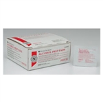Pad Prep HSI Alcohol Medium 30x30mm 200/Bx, 20 BX/CA