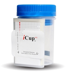 iCup A.D. Drugs of Abuse Test, 25/BX