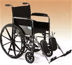 Veranda Wheelchair with Arm, 18 x 16