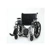 "Wheelchair, 24x18"", Heavy Duty, Desk Length Arms, Swingaway Footrests"