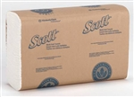 "Scott Multi-Fold Paper Towel, 9.25"" x 9.5"", 250EA/PK 16PK/CS"