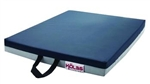 Wheelchair Seat Cushion, Gel Supreme, Bariatric, 24x18x3""