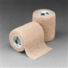 "Coban Self-Adhesive Bandage, NonWoven Material/Elastic Fibers, 3"" x 5 Yds., Non-Sterile, 24/BX"