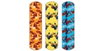 "Adhesive Bandages, 3/4""x3"", Spiderman, Wolverine & Ironman, 100/BX"