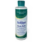 No-Rinse Body Bath, Concentrated Formula, 16 oz