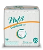 "Brief, Nu-Fit, Protective Underwear, 58-68"", X-Large, 50/PK 2PK/CS"