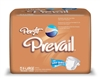 "Brief Prevail, Per-Fit, Limited Mat Body Shaped, 59-64"", X-Large, Moderate Absorbency, Beige, 15/PK, 4PK/CS"