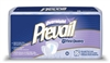 Prevail Pant Liner, 23 L x 18 W, Overnight Absorbency, Large, Super Absorbent Polymer, 16/PK 6PK/CS