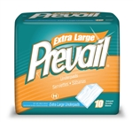 "Prevail Underpads, 30x36"", X-Large, Super Absorbent Polymer, 10/PK 4PK/CS"