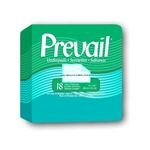 "Underpads, Prevail, 23x36"", Fluff, 18/PK 4PK/CS"