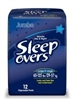 Diapers, Sleep Overs, Youth Pant, Large/X-Large, 12/PK, 4PK/CS