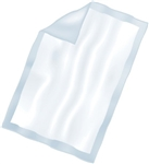 "Tena Underpads, 17x24"", Light Absorbency, Disposable, 300/CS"