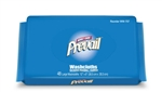 "Prevail Wipes, Jumbo Refill, 8x12"", Fresh Scent, Pop-Up, 96/PK 6PK/CS"