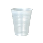 Galaxy Drinking Cups, 5 oz., Translucent, Plastic, Disposable, 2500/CS