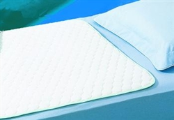 "Reusable Bedpad, 34""x36"", Moderate Absorbency, 8oz"