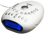 Sound Therapy Clock Radio, EACH, 24EA/CS