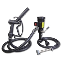 Action Pump 45522 Electric Oil and Diesel Pump with Control