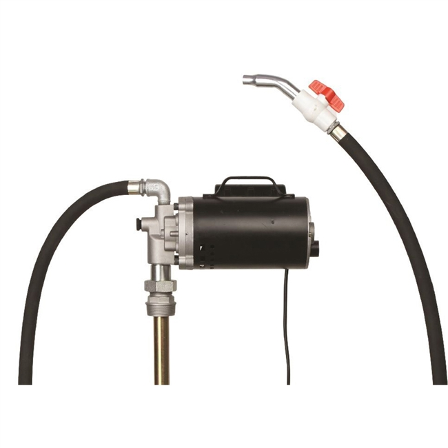 Action Pump OP-115HF Electric Oil Pump-115 V- High Flow