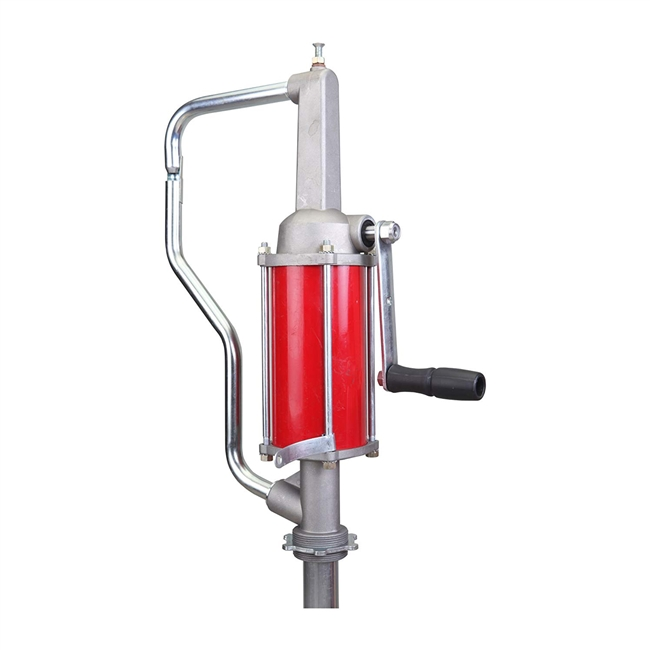 Action Pump QS-1 Pro-Lube Hand Operated Drum Pump - Rotary Action