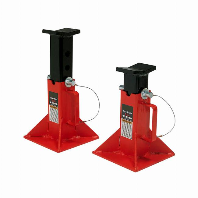 American Forge 3305A Jack Stand 5  Ton Pin-Type (Pair)