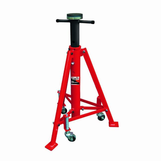American Forge 3344SD 15,000 Lb Truck Stand - Short