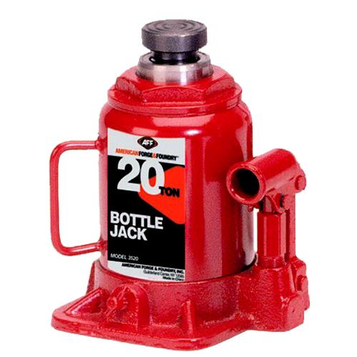 American Forge 3520 Bottle Jack 20 Ton