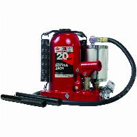 American Forge 5620SD 20 Ton Super Duty Air/Hydraulic Bottle Jack