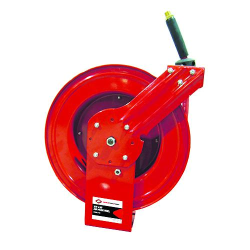 "American Forge 761 1/2"" X 50' Air Hose Reel"