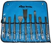 Ajax 9029 Master Chisel Set, 9 Piece