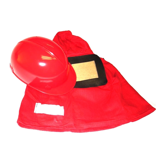 ALC 40024 Medium Duty Sandblast Hood with Bump Cap
