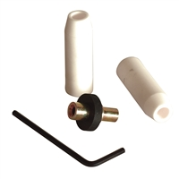 "ALC 40060 1/4"" (Medium) Ceramic Nozzle Kit for Siphon Blasters"