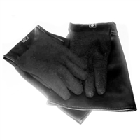 ALC 40249 Lined Sandblaster Gloves for Cabinet Blasters